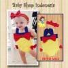 Baju renang snow white  medium