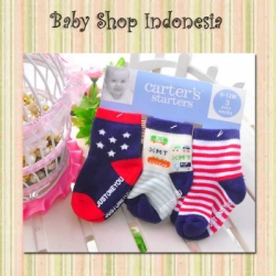 C167 Kaos Kaki Carters Set Star Stripe 35 copy  large
