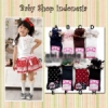 C175 Kaos Kaki High Socks Lace 32  medium