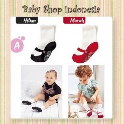 C218 Kaos Kaki Bayi Perempuan Import Kaos Kaki Anak Perempuan Shoelike Maryjane  large