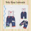 Celana Panjang Anak Import Denim Bike LT07 88  medium