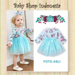 Dress Anak Tutu Tosca Flower  large
