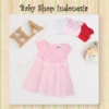 Dress Bayi Chrysant Pink  medium