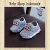 Sepatu LED Owl Abu  medium