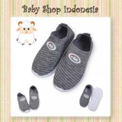 Sepatu Slip on Anak FlLa Abu  large