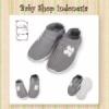 Sepatu Slip on Anak Key Abu  medium
