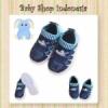 Sepatu Sneaker Anak Puma Biru  medium