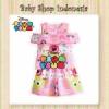 Setelan Baju Tsumtsum Pink  medium
