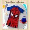 W079 Baju Renang Anak Import Murah Baju Renang Anak Laki Laki Superhero Spiderman  medium