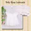 dress bayi putih dress baptis bayi baju baptis bayi perempuan  medium