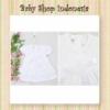dress putih kaos  medium