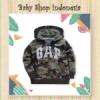 jaket hoodie Army GGAPP  medium