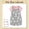 overall polkadot  medium