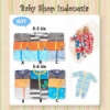 sleepsuit boy A  medium