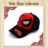 topi pad spiderman new  medium